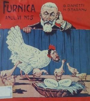 """Asmodeu"", subintitulata ""revista saptamanala, politica, literara, comerciala, industriala"", era, in fond, o publicatie satirica, dupa cum precizeaza si in ""Profesiunea de credinta"" din primul numar, aparut la 14 martie 1871 :"