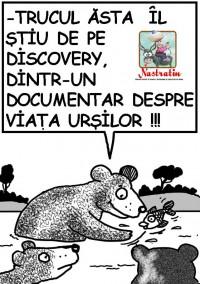 Un truc de pe Discovery