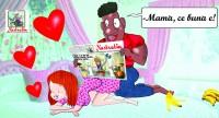 Cele mai bune caricaturi le gasesti pe Nastratin