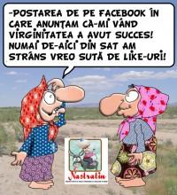 Postarea zilei pe Facebook