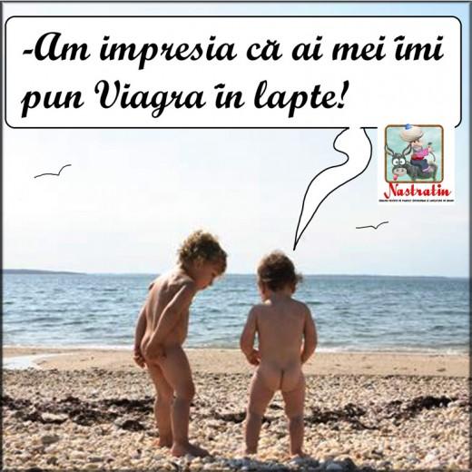 Viagra in lapte…