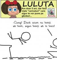 Incurajare de la Luluta