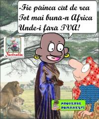 Tot mai bine e in Africa