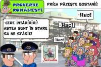 Senzational! Politisti atacati de mai multe pensionare