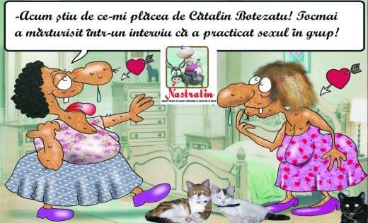 De ce ii place de Catalin Botezatu