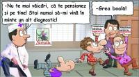 Un diagnostic pentru pensionare