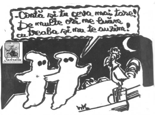 Fantome dezorientate