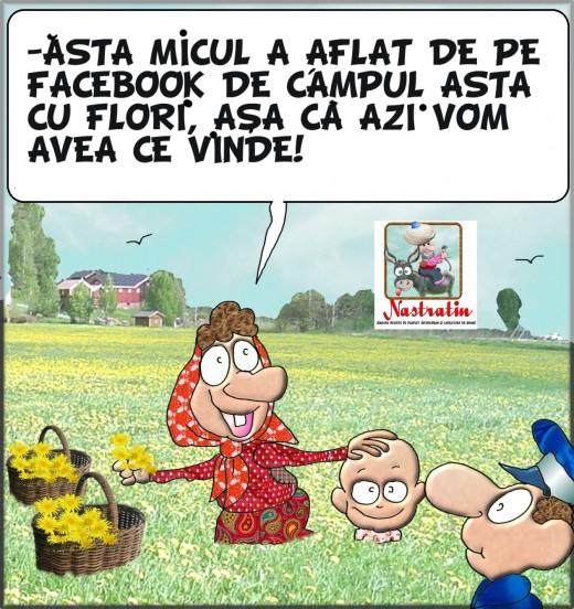 FACEBOOK NE E MAMA!