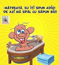 NOU! SAPUN BIO DIN RIO!