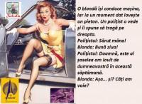 BLONDA LA VOLAN