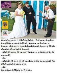 20 DE ANI DE INCHISOARE!