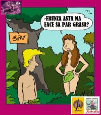 FRUNZA-I VINOVATA!