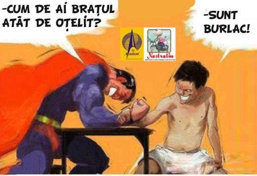 SUPERMAN E IN CORZI