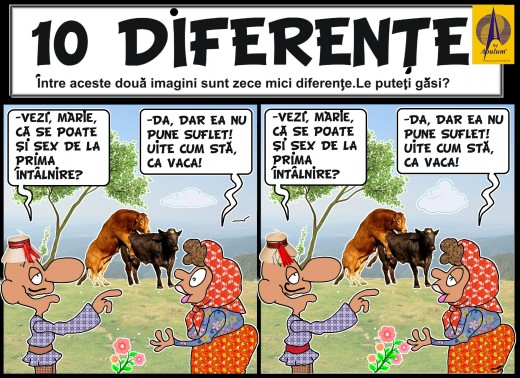 UMPLE-TE DE BANI! GASESTE CELE 10 DIFERENTE!(2)