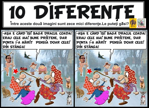 10 diferente