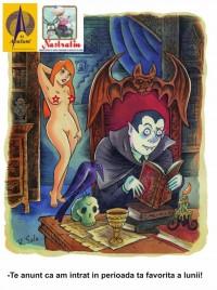 Jurnalul unui vampir! Ziua Z!