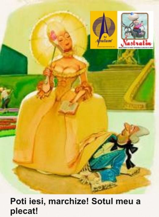 Marchizul si ducesa strengarita!