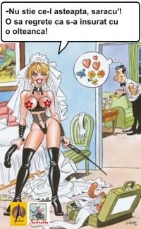 Ce inseamna sa te casatoresti cu o olteanca…