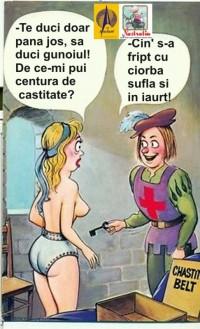Centura de castitate