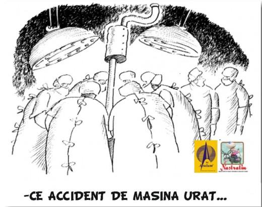 Un accident grav