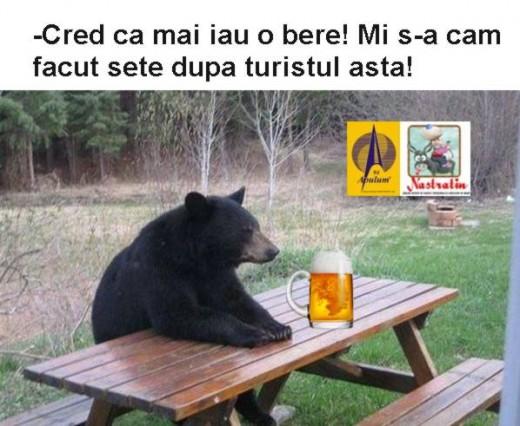 Merge o bere !