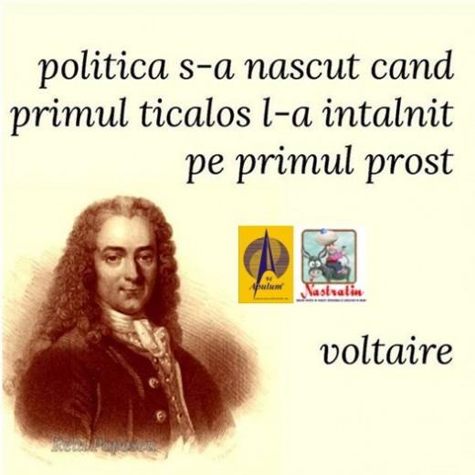 Despre politica