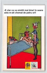 Bolnavul si asistenta