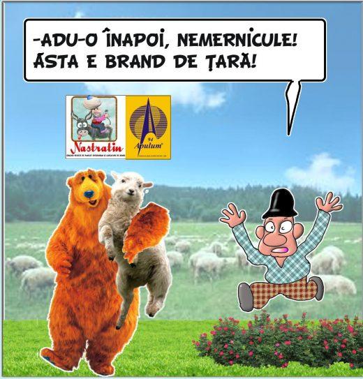 BRAND DE TARA