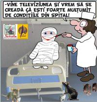 MULTUMIT DE SPITAL